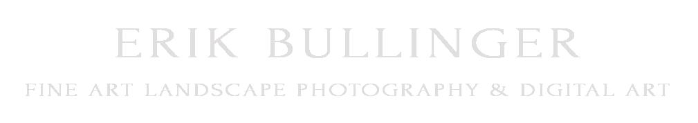 Erik Bullinger Photography